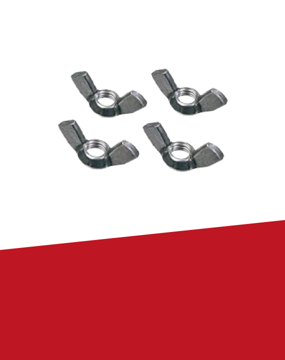 A2 Wing Nuts