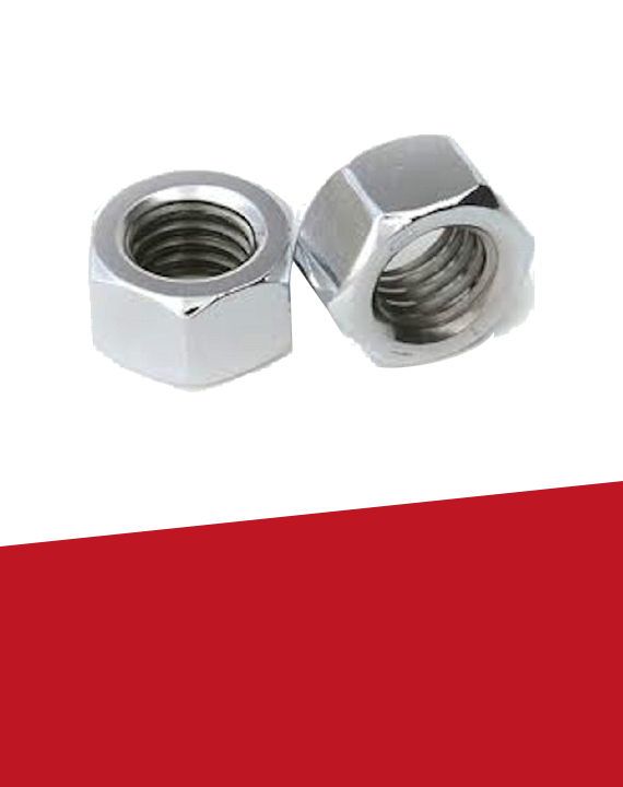 A2 Hex Full Nuts